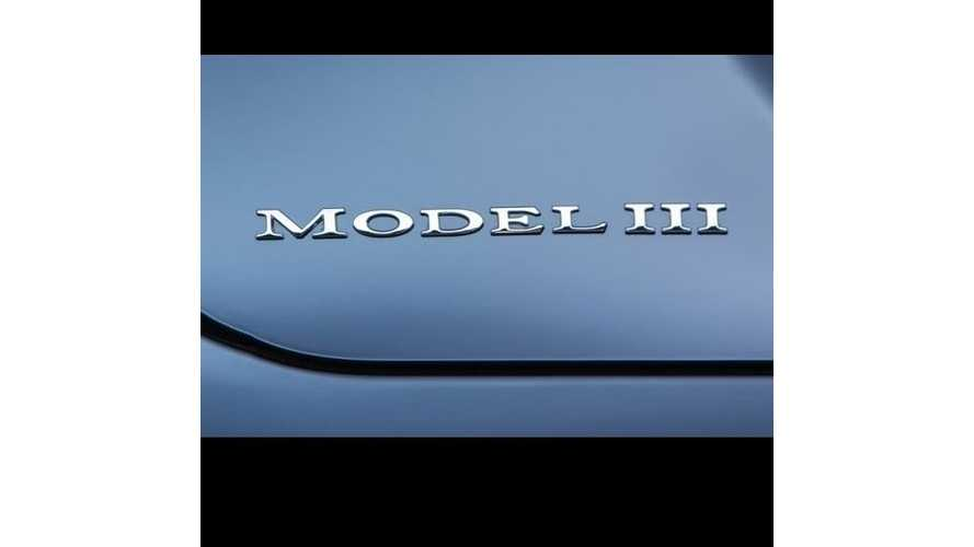 Tesla CEO: $35K Model 3 Pre-Orders/Debut In March, Model X Deliveries Sept 29th