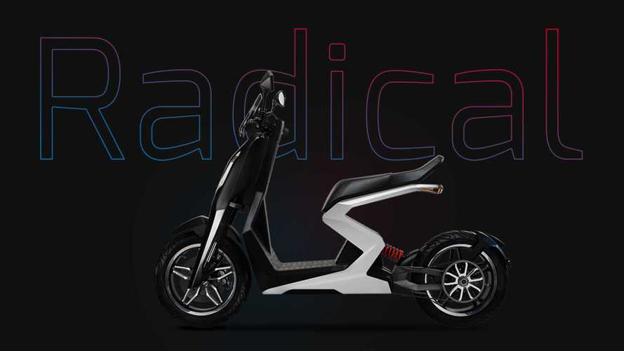 Zapp Unleashes New Electric Monster Super-Scooter