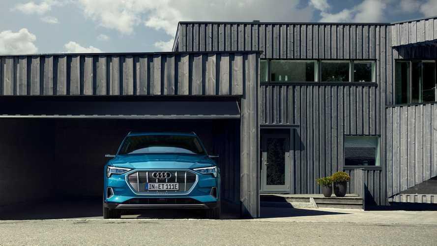Autocar Tests Audi e-tron: Says It Cuts No Corners