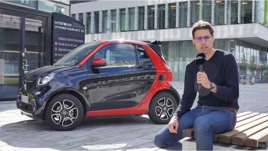 Smart Fortwo EQ Cabrio Tested By Autogefühl: Video