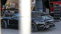 Porsche Taycan Sport Turismo 8