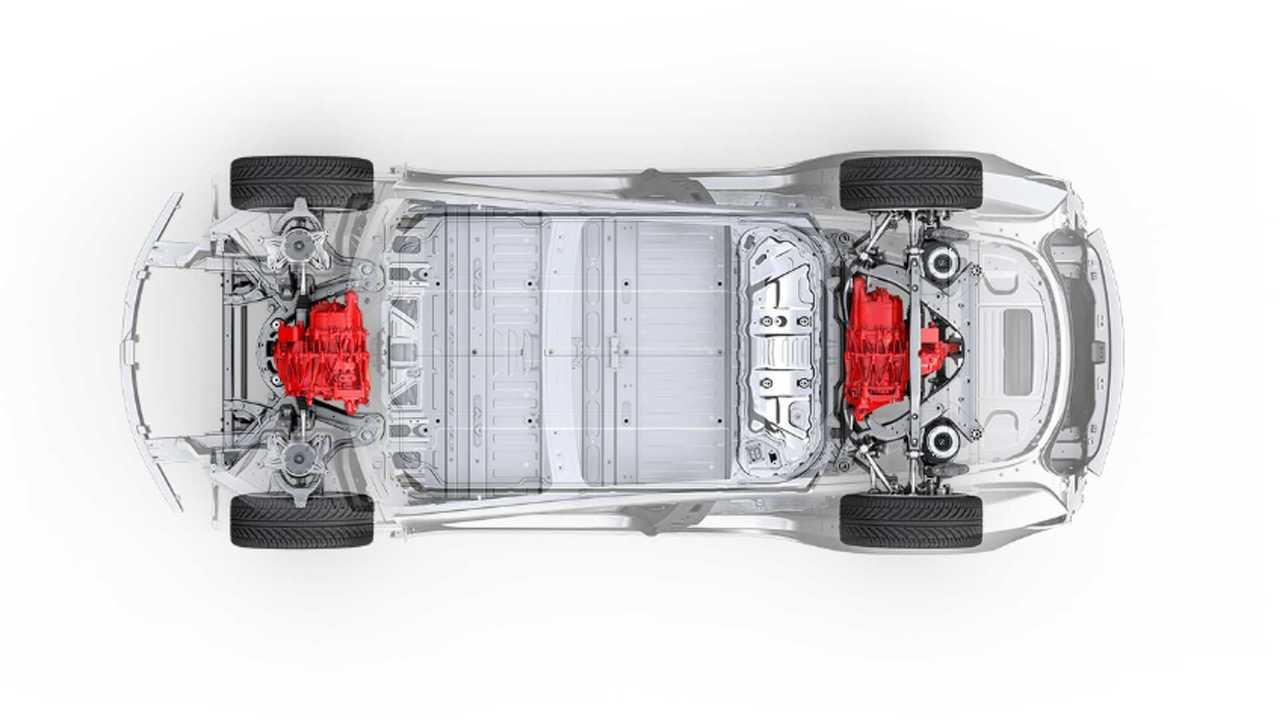 Dual-Motor Tesla Model 3 VIN Registrations Near 40,000