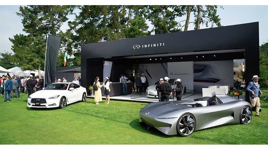 Infiniti Prototype 10: Mega Gallery, Plus Videos From Pebble Beach Debut