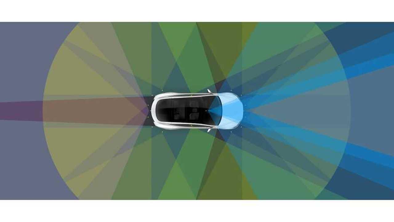 Tesla Autopilot 2.0 Spreadsheet Tracks Systems Functionality