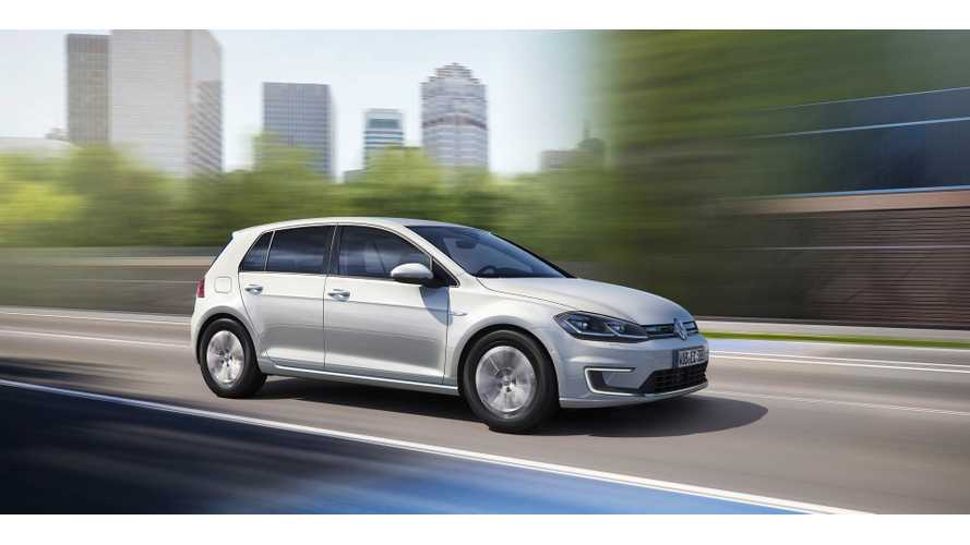 Volkswagen To Build e-Golf In China With Locally Made Batteries