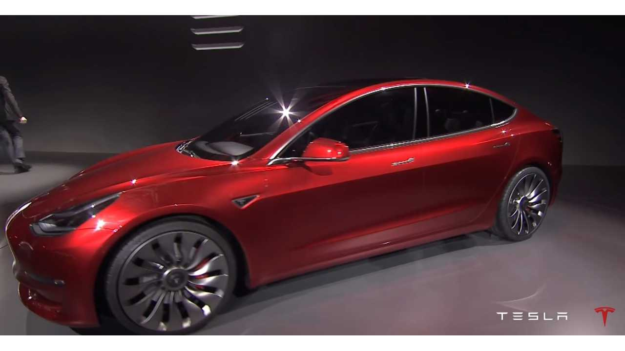 The Tesla Model 3 averts all eyes to its arrive in late July!