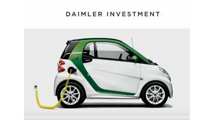 Turns Out Tesla Actually Made An Electric Smart Fortwo That Could Do Wheelies