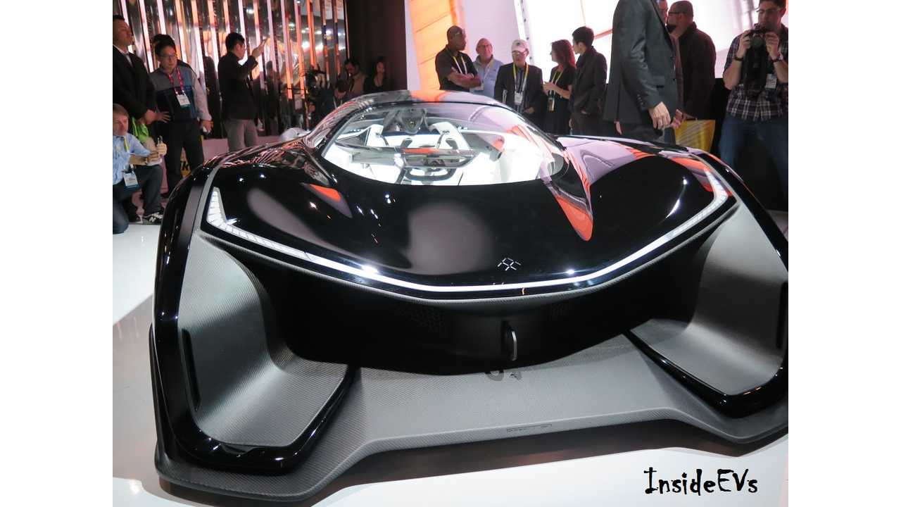 Faraday Future Gets Green Light For Factory In California