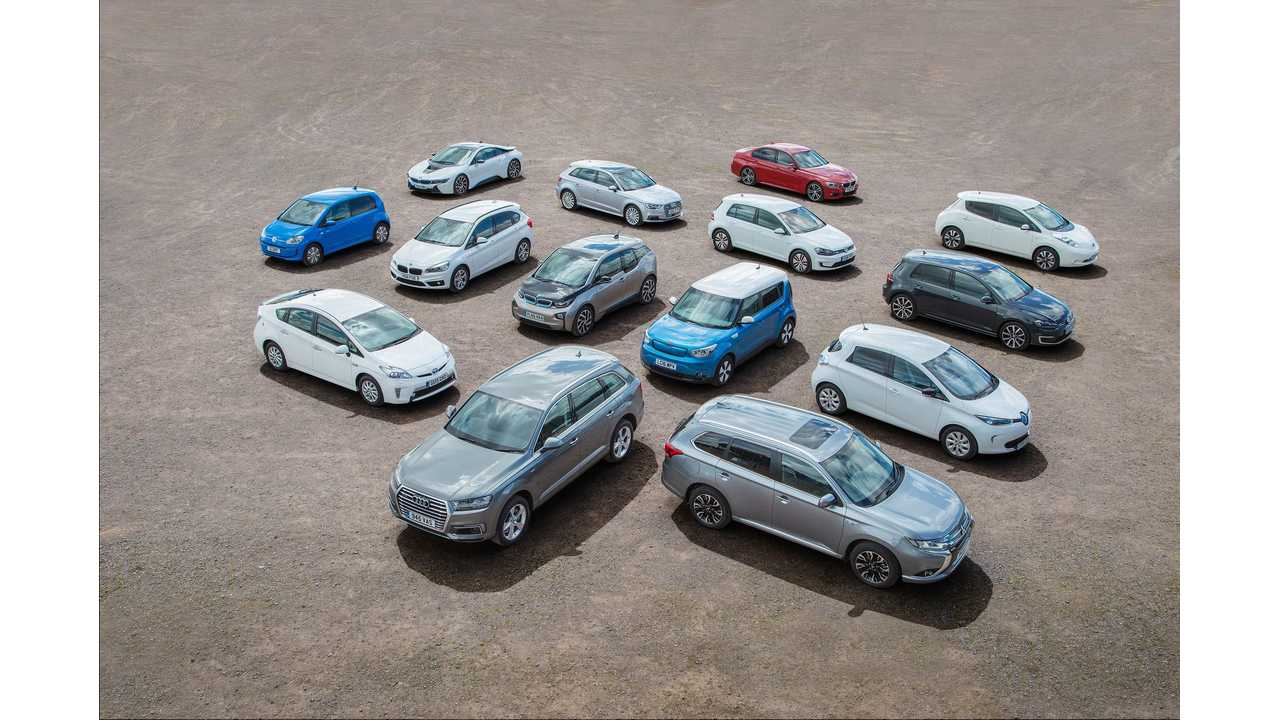 New Tax Brackets Could Hurt Electric Car Sales In UK