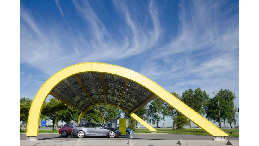 Fastned Revenue Increased 140% In Q1 2018