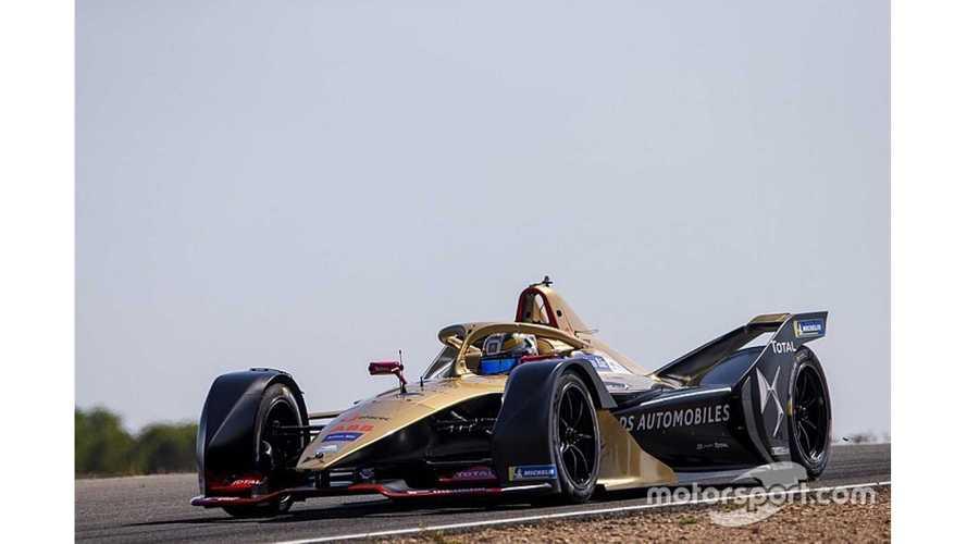 Techeetah Reveals DS-Powered Gen2 Formula E Car