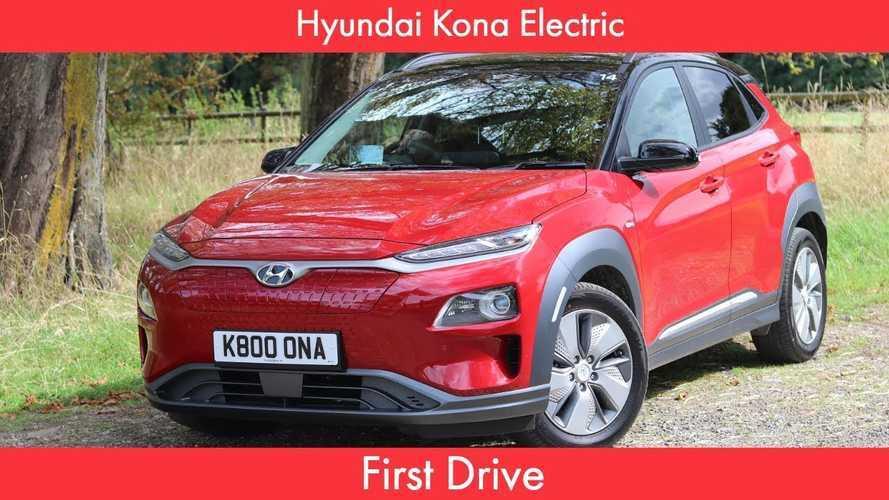 Watch As EV Newbie Tests Hyundai Kona Electric