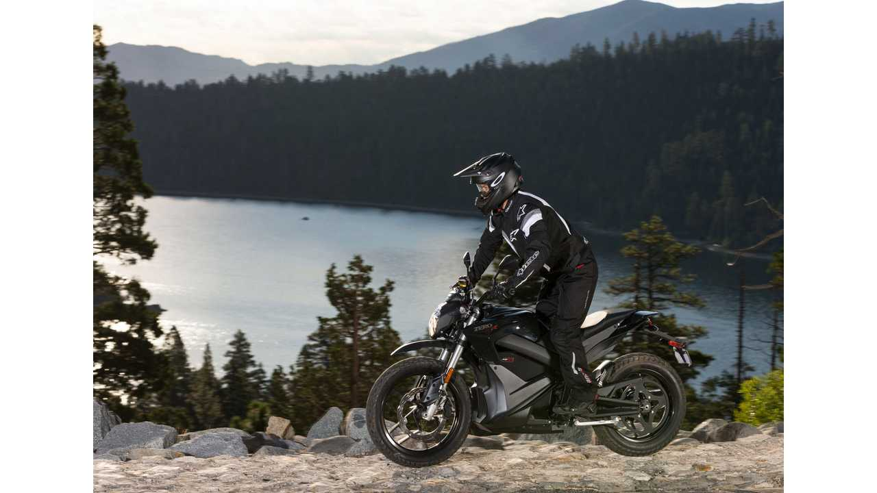 All The 2016 Zero Motorcycles - S, SR, DS, DSR, FX & FXS (videos)