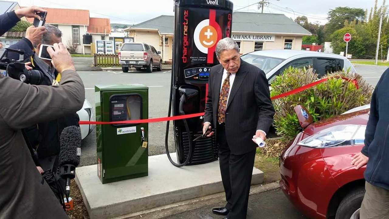 Charge.net.nz Launches Its First DC Fast Charger In New Zealand