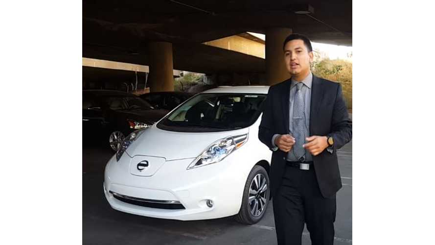 Comprehensive Video Overview Of 2016 Nissan LEAF SL w/Premium Package