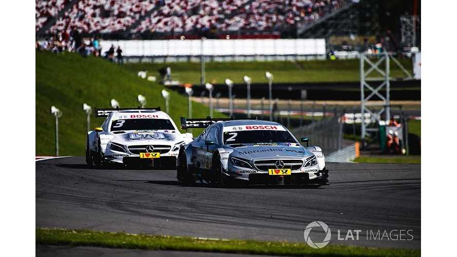 Mercedes Quits Popular Gas Racing Series, Joins Formula E For Season 6
