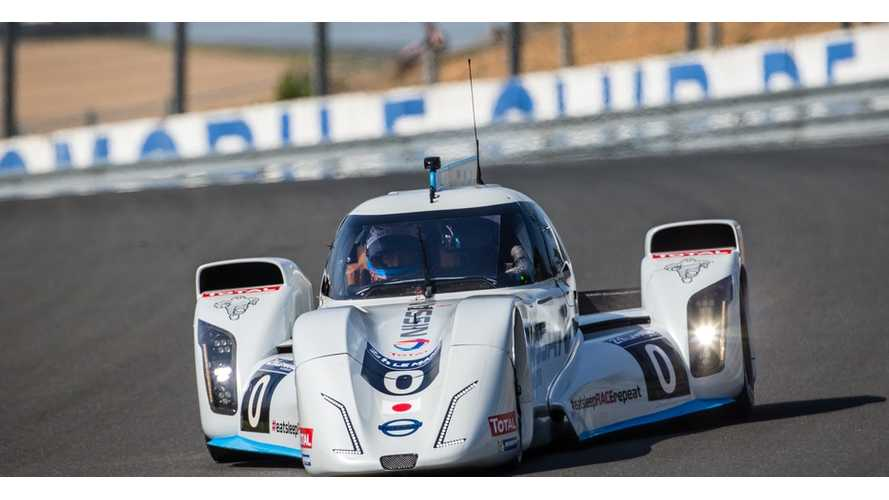 Nissan ZEOD RC Tested At LeMans
