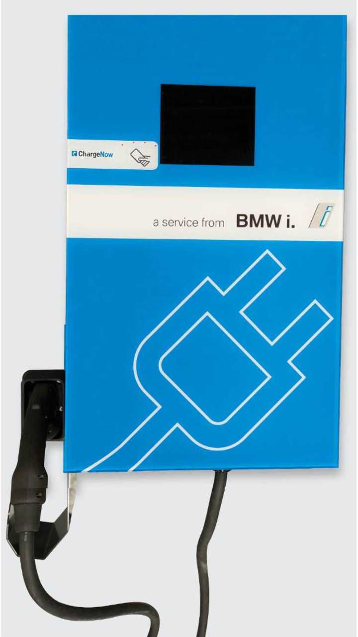 More Info On BMW's Game-Changing Low-Cost DC Fast Charger