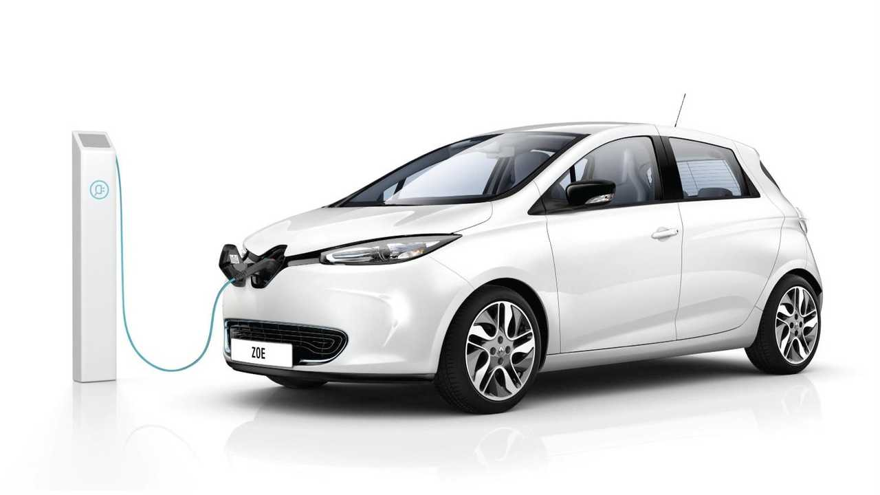Renault ZOE Free Wall Box Charger Deal Stays Fully Charged in UK