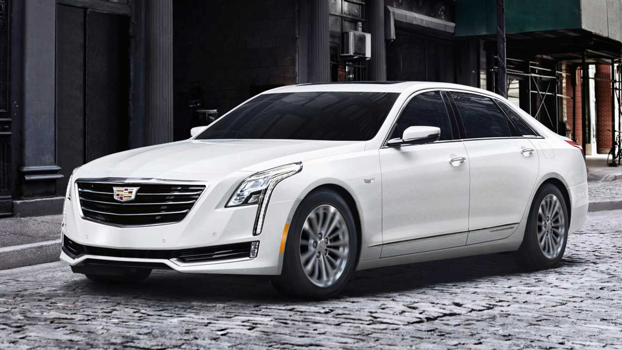 Gm Brings Its 5th Plug In To Market This Spring The Cadillac Ct6