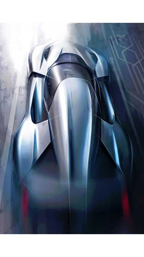 NextEV Releases Teaser Image Of 1,000 HP Electric Supercar