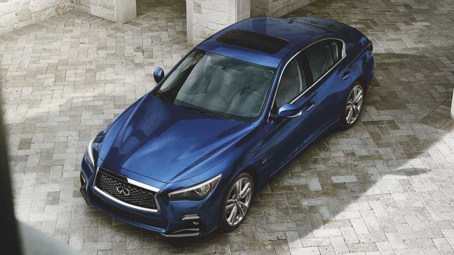 2019 Infiniti Q50 Signature Edition Debuts With Plenty Of Kit
