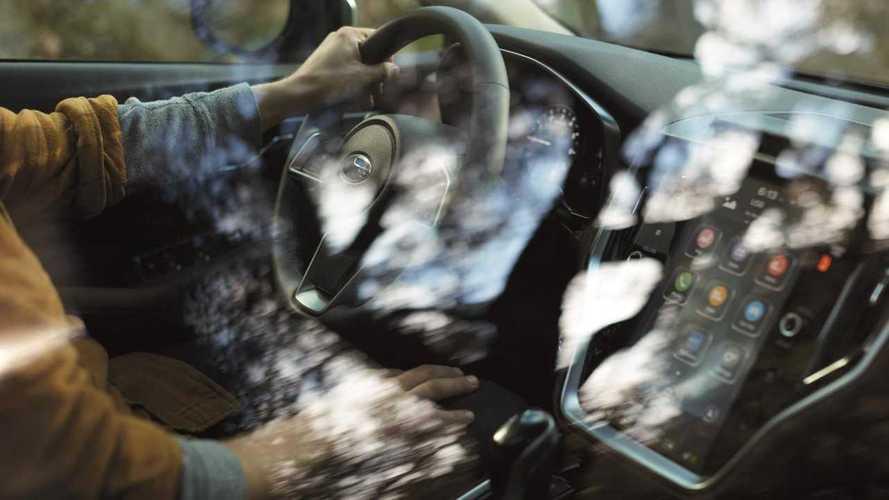 Subaru Outback 2020 - Teaser