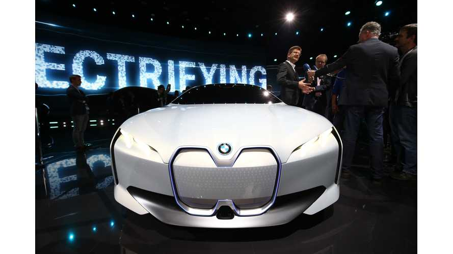 BMW Wants Future Electric Cars To Sound Sweet