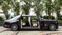 Rolls-Royce Phantom With Privacy Suite