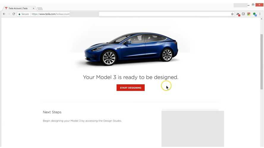 In-Depth Walk Through Tesla Model 3 Design Studio - Video