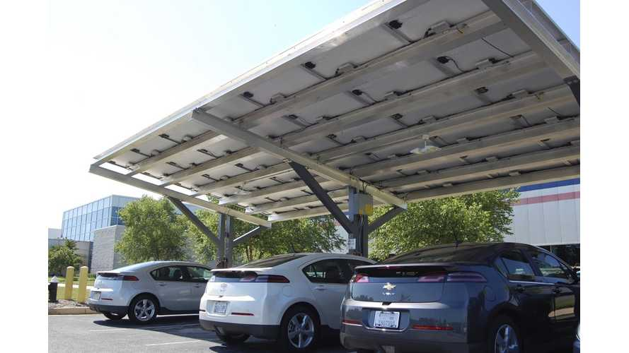General Motors Adds 3 Acres Of Solar Arrays At 2 Michigan Sites