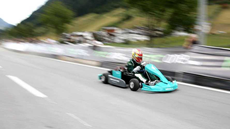 Kreisel Electric Cart Sets New Record - 0-100 km/h in 3.1 Seconds