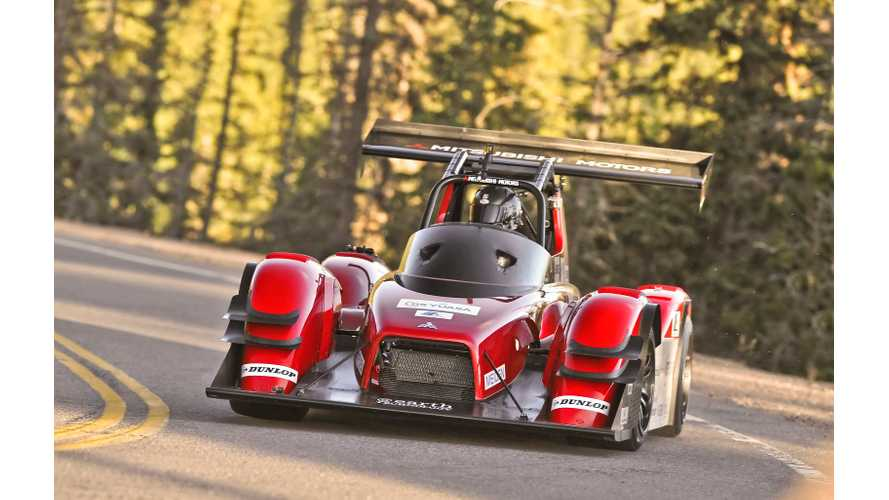 Photos From Under The Skin – Mitsubishi MiEV Evolution III