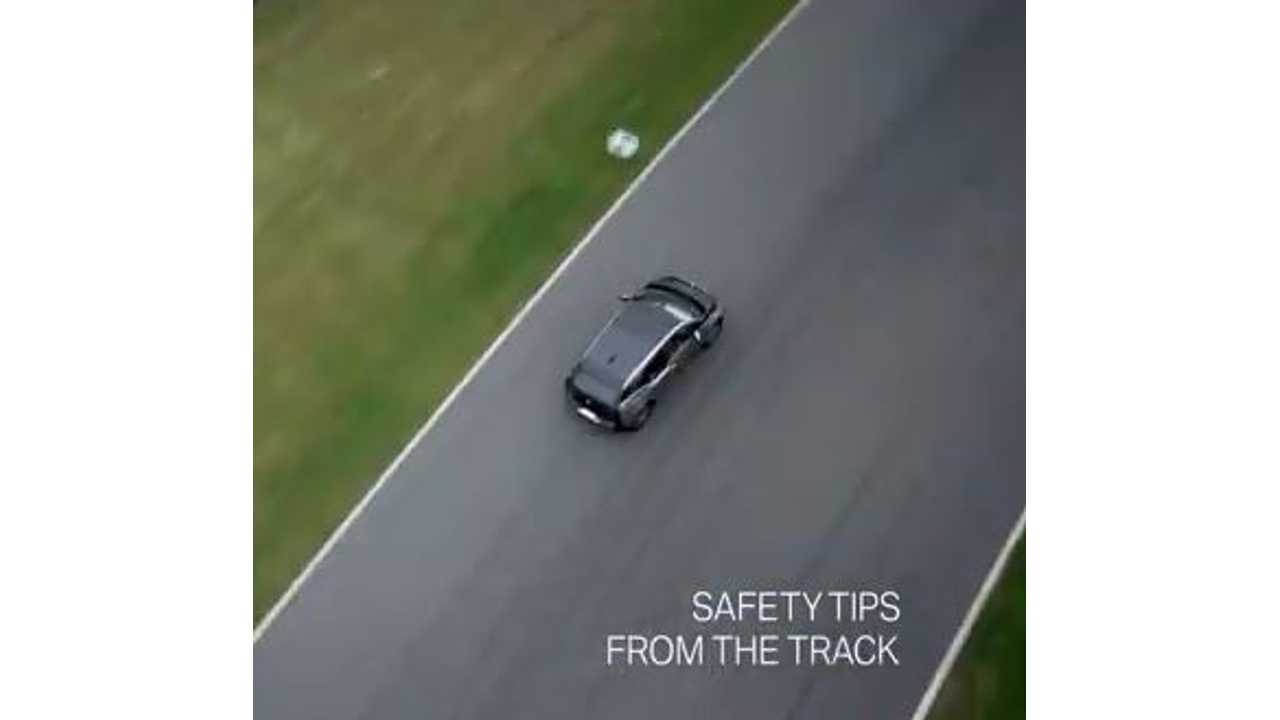 BMW i3 Tips From The Track