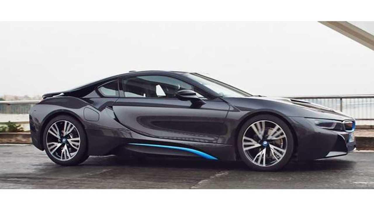Translogic BMW i8 Test Drive - Video