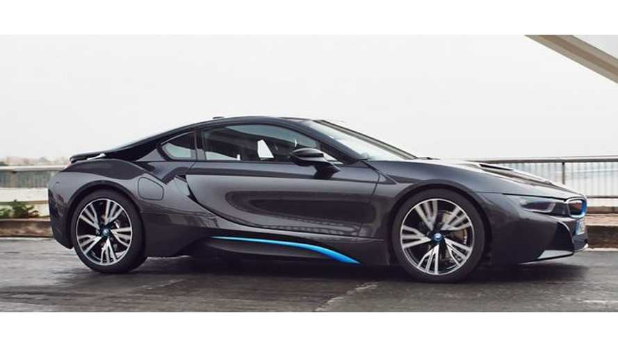 Translogic BMW i8 Test Drive - Video