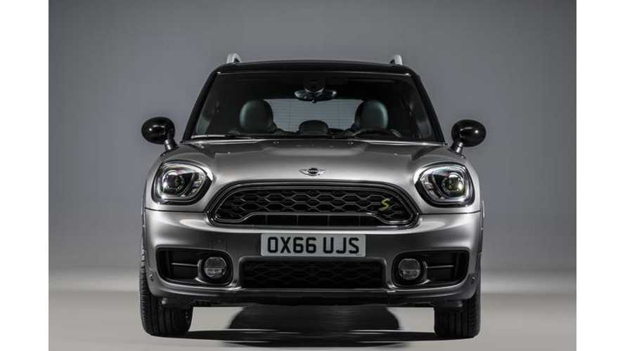 2017 MINI Cooper S E Countryman ALL4 Unveiled - PHEV Boasts Up To 24* Miles Electric Range
