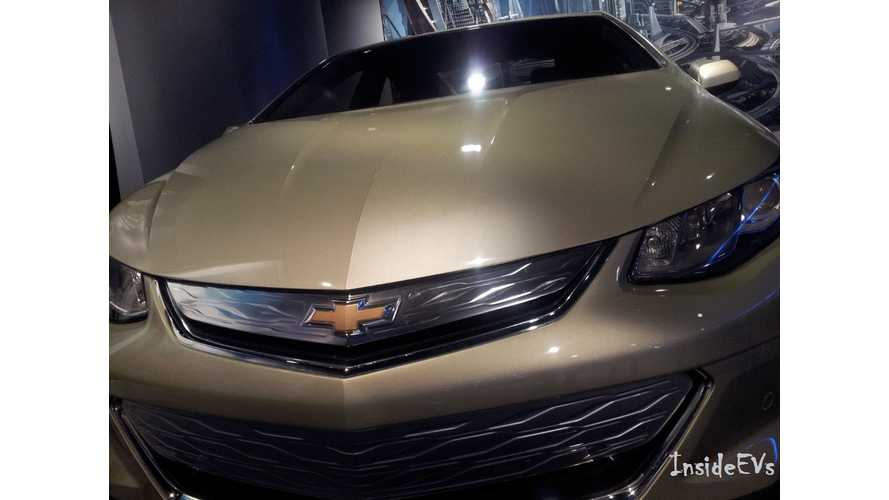 Chevrolet Volt Sales Carve Out Small Gain In September Against True Comps