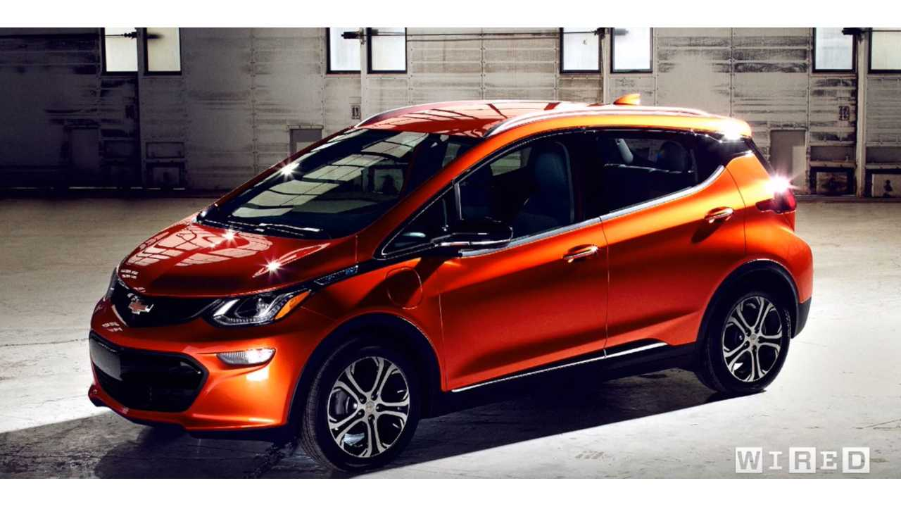 Lyft Drivers To Be Among First To Get Chevrolet Bolt EV Starting In Late 2016