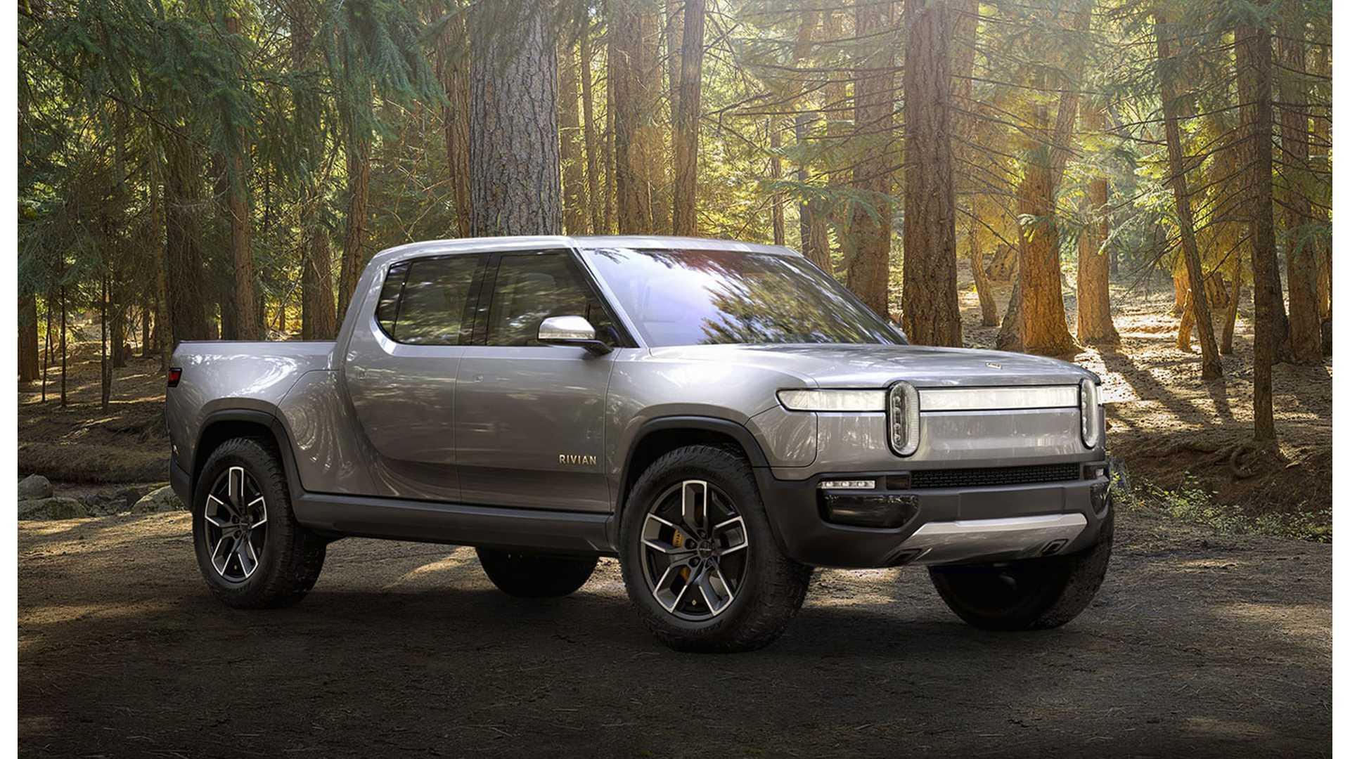 Rivian R1T Truck & R1S SUV Will Challenge Tesla Dominance