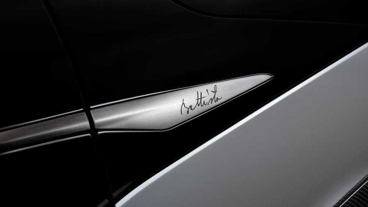 Pininfarina Battista Electric Hypercar Returns In New Teaser