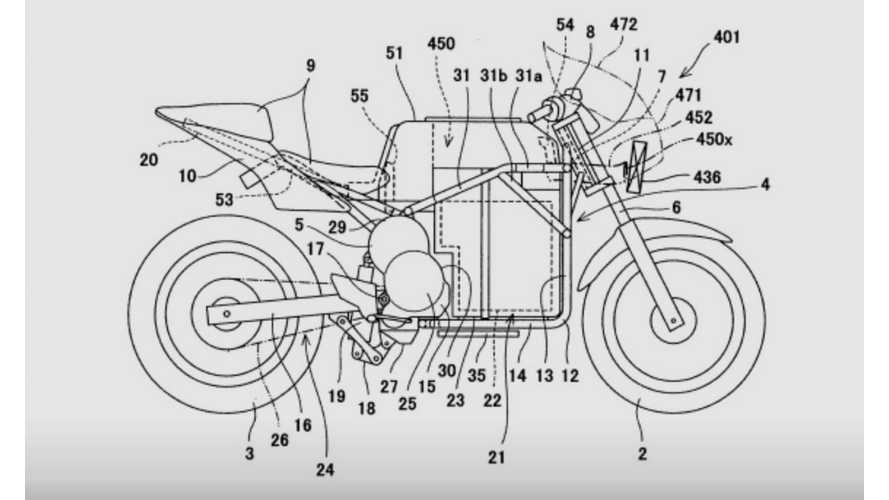 Is Kawasaki Near To Producing An Electric Motorcycle?