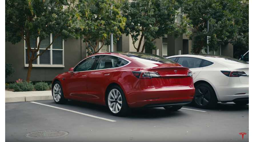 Demand For Tesla Model 3 Strong Into 2019 & Beyond