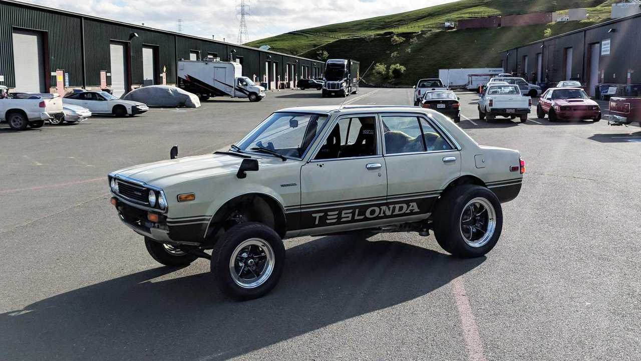1981 Teslonda Accord