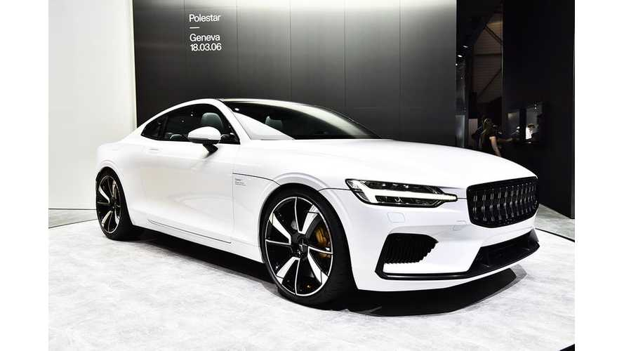 Polestar 1 - Stunning Photos & Videos From Geneva