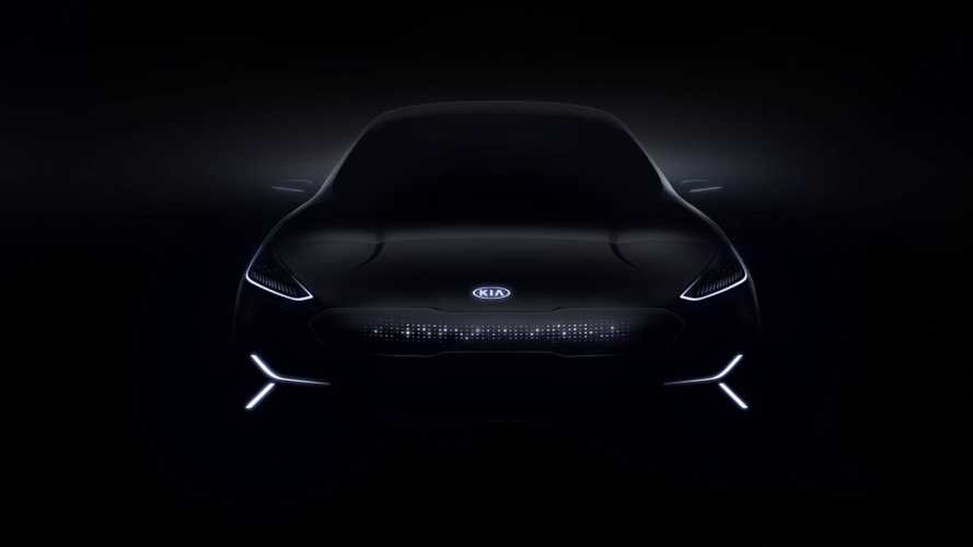 Kia Niro EV Teased Ahead Of January 8 Debut