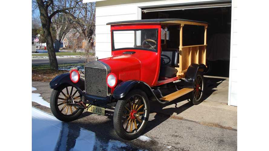 The Electric Car Transition Likely To Parallel Model T