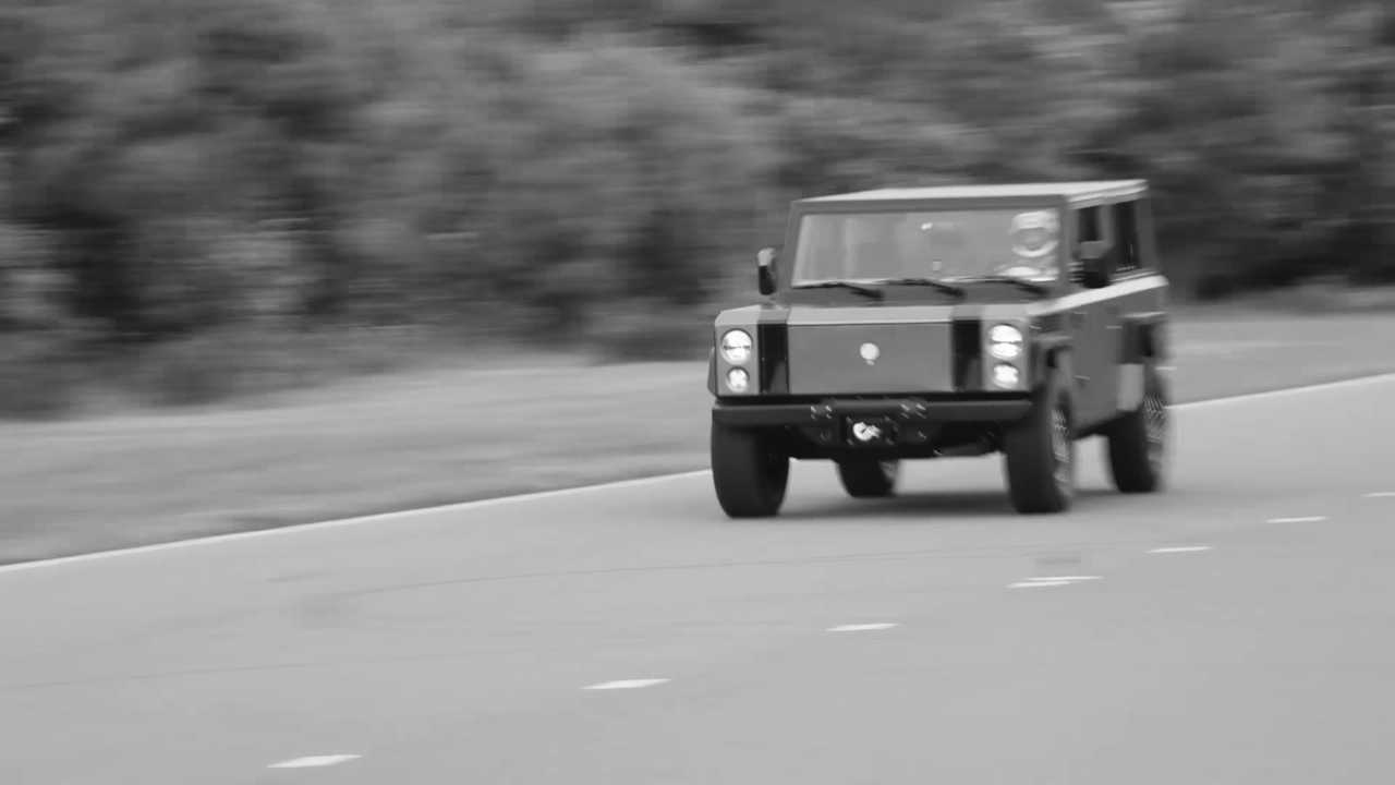 Watch Bollinger B1 Boogie On The Track, Get Technically Animated