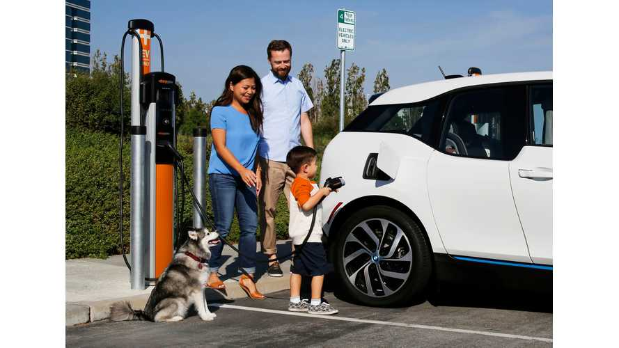 ChargePoint Secures $240 Million In Series H Funding