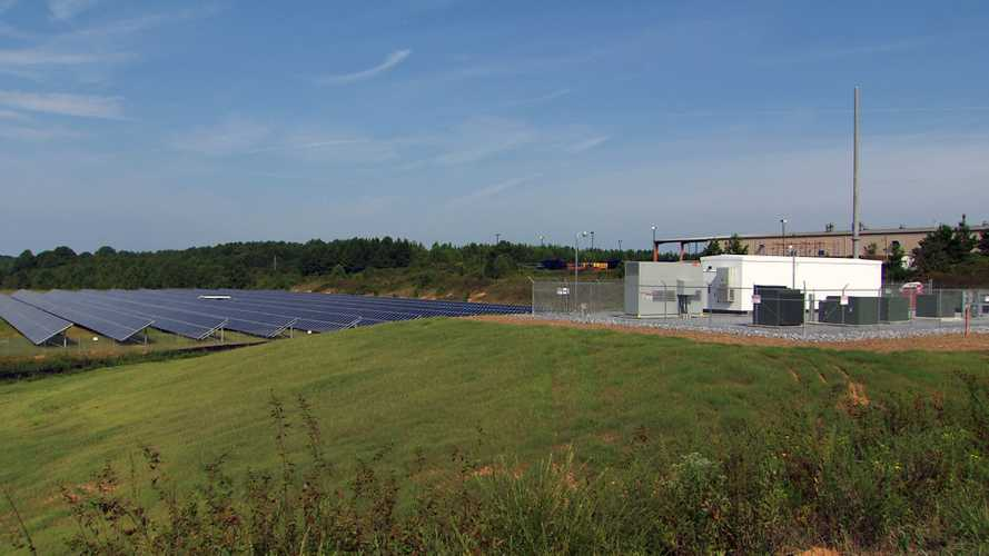 LG Chem Commissioned To Build 1 MWh Battery Energy Storage System For Southern Company & EPRI